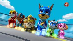 Paw Patrol, la Pat'Patrouille en streaming direct et replay sur myCANAL Cloverfield 2, Paw Patrol Pups, Marshall, Alvin And The Chipmunks, Nick Jr, 5 Year Olds, Pikachu, Happy Birthday, Mary