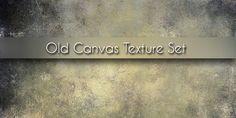 OldCanvasTextureSet-banner