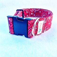Red Bandana Dog  Cat Collar The Hottest Handcrafted Dog & Cat Collars / Cheap Online Price