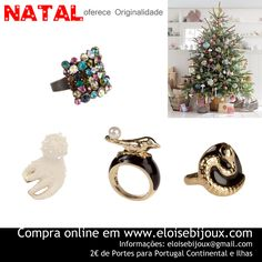 #natal #presentes #bijuteria #moda #anéis #brincos #colares #pulseiras