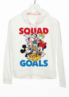 disney squad goals hoodie - Licensed Tees - Graphic Tees