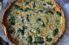 Ruokailmiö: Aura-parsakaalipiirakka Quiche, Vegetarian Recipes, Breakfast, Food, Spanish Kitchen, Orange, Ideas, Quartos, Travel