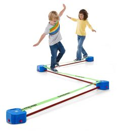 PlayZone Balance Blox™ Slackline Single | Indoor Active