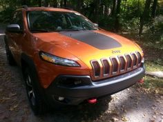 Check out our review of the 2016 Jeep Cherokee Trailhawk at wetzelchrysler.com!