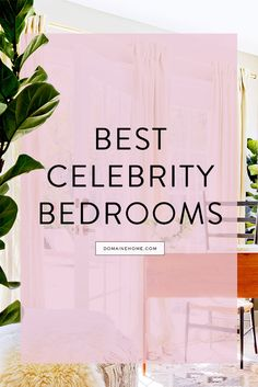 Our top picks of best celebrity bedrooms!