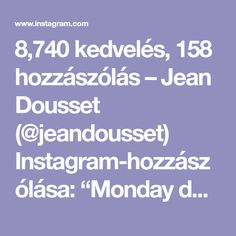 """8,740 kedvelés, 158 hozzászólás – Jean Dousset (@jeandousset) Instagram-hozzászólása: """"Monday dose of Sparkle... LUNA design set with two tones of metal and an Oval Cut diamond center…"""""""