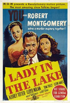 Lady in the Lake, 1946