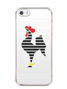 Capa Iphone 5/S Time Atlético Mineiro Galo #4 - SmartCases - Acessórios para celulares e tablets :)