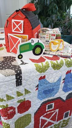 On the Farm fabrics are just too cute! Join Misty as she shows us how to create soft toys from a barn panel! Plus, check out several other easy, fun patterns and quilts you can make with this adorable line of fabric! Follow the link below to watch the replay of Missouri Star Live now! #MissouriStarQuiltCo #MSQC #MissouriStarLive #MistyDoan #OnTheFarm #Sewing #Quilting #FarmAesthetic #EasySewingProjects #FabricCrafts #replay