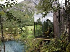 Ex Machina house in Norway