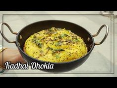 Today I am going to share soft dhokla recipe. I will make it in kadhai . So there is no need of extra utensils to make this dhok. Burger Street, Street Food, Dhokla Recipe, Indian Dishes, Wok, Appetizers, Cooking Recipes, Lunch, Snacks