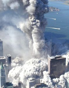 Exclusive High Resolution Photograph of the North Tower on 9/11