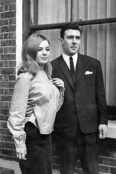 Sixties | Reggie Kray and Frances Shea