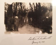 """Available for sale from Staley-Wise Gallery, Deborah Turbeville, Winter in the Park of Versailles, from """"Unseen Versailles"""" Gelatin Silver Print, Camera Lucida, Art Photography, Fashion Photography, Gelatin Silver Print, The Conjuring, Versailles, Decoration, Black And White Photography, Artsy"""