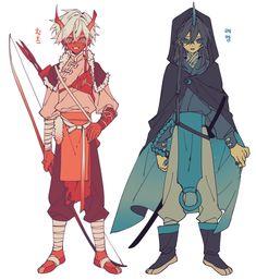 Fantasy Character Design, Character Design Inspiration, Character Concept, Character Art, Concept Art, Dnd Characters, Fantasy Characters, Pretty Art, Cute Art