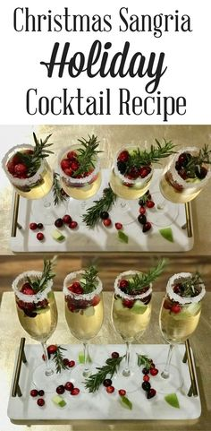 Christmas Sangria Cocktail This delicious Christmas Sangria recipe will be a total hit at your holiday gatherings! This is definitely a holiday cocktail you will want to try! The post Christmas Sangria Cocktail appeared first on Getränk. Christmas Sangria, Christmas Brunch, Holiday Cocktails, Christmas Eve, Christmas Parties, Christmas Treats, Christmas Truffles, Xmas Dinner, Christmas Desserts