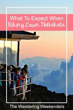 Everything you need to know and what you can expect when you're biking Haleakala in Maui.