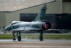 Mirage 2000C at RIAT 2004