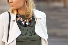 collier @sheinside // blog mode lyon Artlex