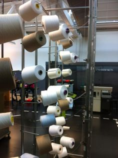Was vandaag in #textielmuseum en #textiellab in Tilburg. #klossy