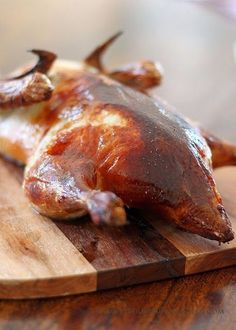 Almost Bourdain: Cantonese-style Roast Duck Recipe