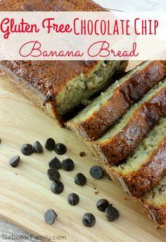Gluten Free Banana Bread Recipe on Yummly. @yummly #recipe