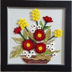 Quilling picture - QP007