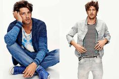 Scotch & Soda Amsterdams Blauw Resort 2015 Men's Lookbook | FashionBeans.com