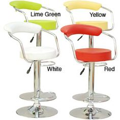 @Overstock - Versatile barstools are ideal for your kitchen or home bar  Bar stools showcase a modern design   Adjustable stools are constructed with a sturdy chromed steel framehttp://www.overstock.com/Home-Garden/Axis-Adjustable-Barstools-Set-of-2/4030201/product.html?CID=214117 $181.99