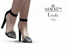 Shoes for the style and quality that a women would proudly wear!  Found in TSR Category 'Sims 3 Female Clothing'