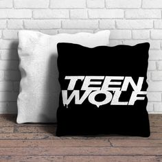 Teen Wolf Pillow | Aneend