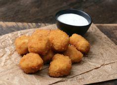 La receta secreta de nuggets de pollo