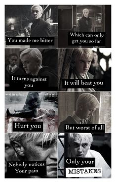 Own xx harry potter sad, harry potter draco malfoy, always harry Draco Harry Potter, Harry Potter Imagines, Harry Potter Feels, Harry Potter Characters, Harry Potter Universal, Draco Malfoy Quotes, Draco Malfoy Fanfiction, Drarry, Dramione