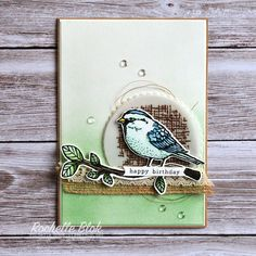 The Stamping Blok: Just Add Ink #320 - Stampin' Up! Best Birds - Rochelle Blok