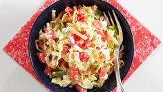 Värikäs coleslaw - K-ruoka