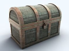 diy pirate decorations treasure chest - Google Search