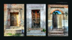 Doorways to the past in Alamos - screensaver 1920x1080 72dpi