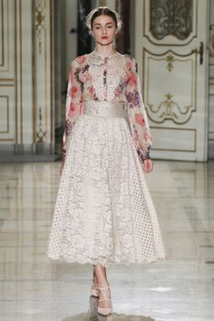 """Luisa Beccaria Spring 2016 Modest doesn't mean frumpy. Sign up for modest fashion tips: www.ColleenHammond.com Do your clothing choices, manners, and poise portray the image you want to send? """"Dress how you wish to be dealt with!"""" (E. Jean)"""