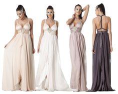 Anna Campbell Grecian Goddess Dress
