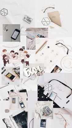 All about Exo Lightstick Exo, Kpop Exo, Suho, Exo Wallpaper Hd, Iphone Wallpaper, Exo Ot12, Chanbaek, Exo Korea, Exo Stickers