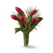 how to use ginger flowers in bouquets - Google Search