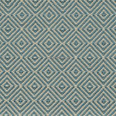 Stair Runner Diamond Blue
