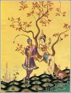 virginia sterrett images | Virginia Frances Sterrett, The Arabian Nights ... | ILLUSTRATIONS -Fa ...