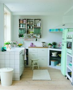 kitchen  Photo: boligmagasinet.dk