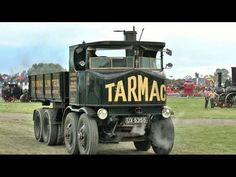 Sentinel DG8 Steam Wagon - Pickering Show 2015
