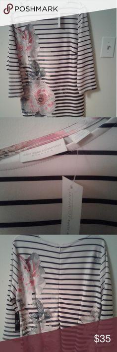 NY&Co. Dress New, quarter-sleeve, NY&Co. Dress, Size XL New York & Company Dresses