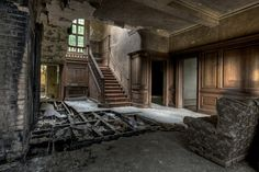 Steep Park House, Crowborough. | 14 Beautiful Abandoned Places In Britain