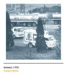 Marchio Granarolo - Automezzi 1974 Transportation, Vehicles, Logo, Museum, Italia, Car, Vehicle, Tools