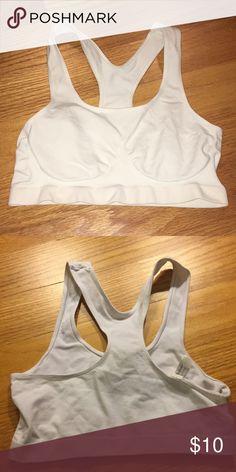 White Bra White unlined bra Intimates & Sleepwear Bras