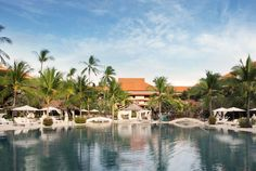 The Westin Resort Nusa Dua Bali General Facilities : Beach & Ocean, Westin Spa, Gym, Kids Club, Swimming Pools, Tennis Courts, Wifi on Public area, and many of Westin Fun Activities. Feel the superb Balinese accommodation with Westin Resort Nusa Dua Bali, that's will make your holiday in Bali more memorable and comfortable.